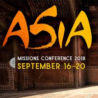 Missions Conference 2018 - Asia