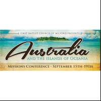 Missions Conference 2013 - Australia & Oceania