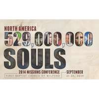 Missions Conference 2014 - North America